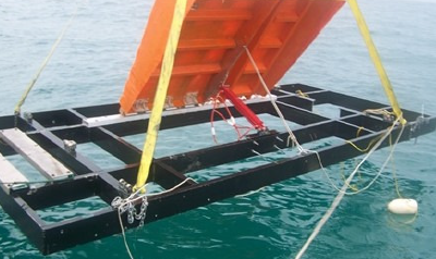 Wave Wings Can Generate Electricity